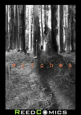 Image Giant Sized Artists Proof Edition Wytches #1