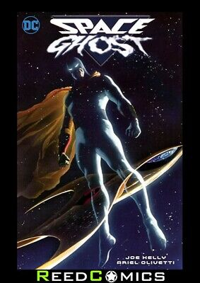 SPACE GHOST GRAPHIC NOVEL New Paperback Collects Issues #1-6
