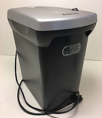 Fellowes Paper Shredding Machine Home & Office Model OD700C Tested Works Great