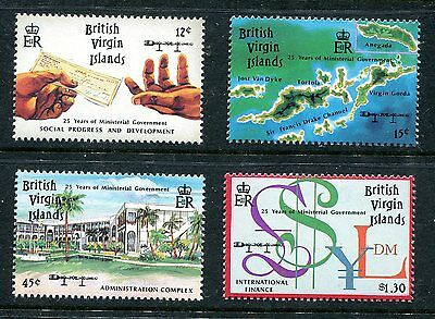 British Virgin Islands 1992 Ministerial Government MNH