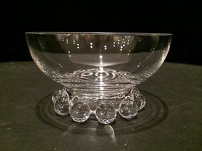 Imperial Glass Co Candlewick sherbet bowl 400/19