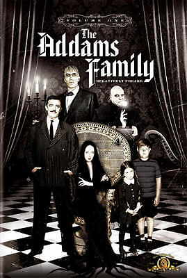 THE ADDAMS FAMILY Movie POSTER 27x40