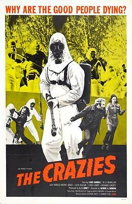 THE CRAZIES Movie POSTER 27x40