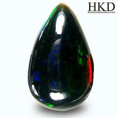 OPAL [BLACK] WITH OPALESCENT COLOUR PLAY NATURAL MINED 2.78Ct MF5035