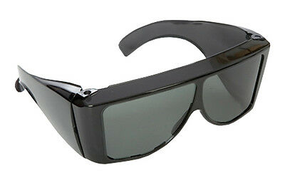 SUNSHIELDS Olympus Sailing Polarised Tinted Smoke Fit Over Moulded Sunglasses