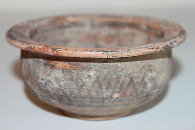 Ancient Indus Valley Bowl  2800-1800 Bc Harappan