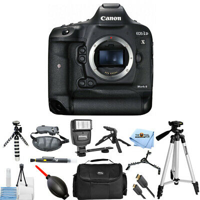 Canon EOS-1D X Mark II DSLR Camera (Body Only) PRO BUNDLE BRAND NEW