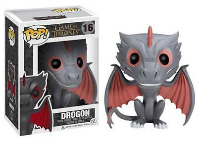 Official Funko Game of Thrones Drogon Pop! Figure