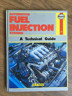 Haynes Automotive Fuel Injection Systems - A Technical Guide