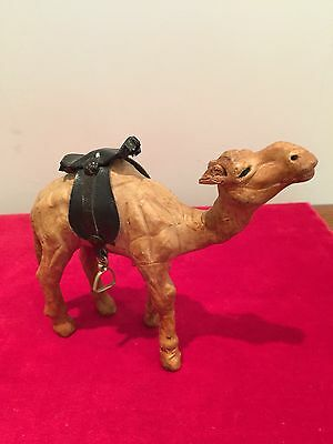 Vintage Leather Camel Beautiful Condition