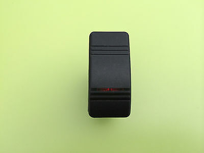 Carling Contura Iii Lighted Rocker Switch 12V 20A 3 Pin Spst On - Off