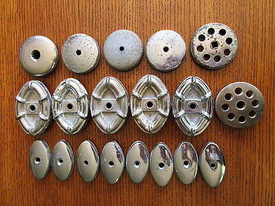 Vintage Lot Of Valve Handles Knobs Re-Porpose