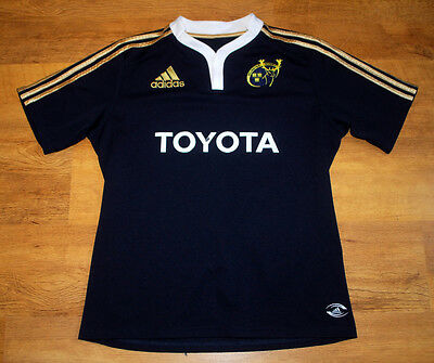 adidas Munster 2011 Rugby Shirt (Size L)