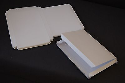 30 of 15cm x 21cm Boxes for Greetings Cards to make up yourself NEW