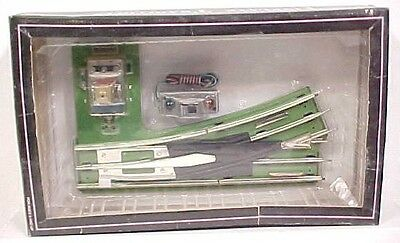 MTH 11-99075 Standard Gauge Tinplate Green 72 Inch Remote LH Switch