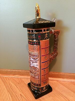 Anheuser Busch 1996 Centennial Olympic Games Stein, With Box, COA 0497