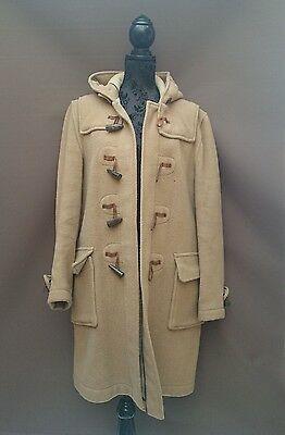 Vintage Original English Duffle Coat By Gloverall Ltd GB 40 Retro.