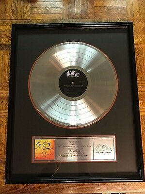 Counting Crows Platinum Record Award August And Everything After