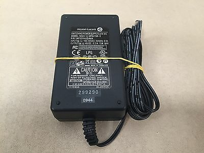 Alcatel Lucent GPSU15B-8 48V DC 0.31A AC Adapter Power Supply Unit PSU