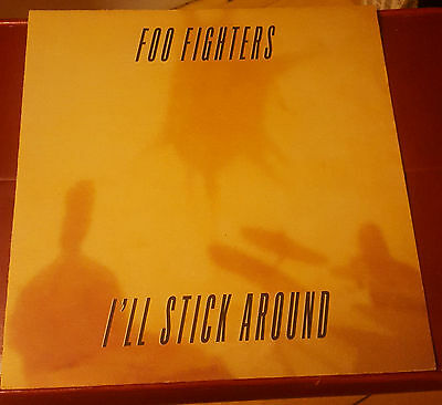 Foo Fighters - I'll stick around (Vinyl) 12""