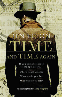 Time and time again by Ben Elton (Paperback)