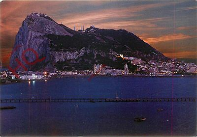 Postcard: The Rock Of Gibraltar