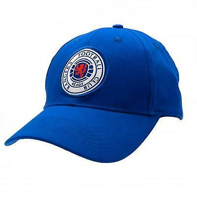 Glasgow Rangers F.C. Baseball Cap OFFICIAL LICENSED PRODUCT