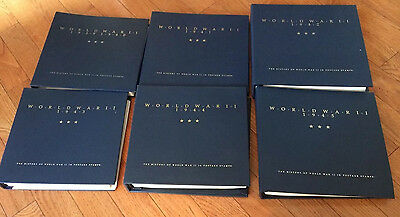 WWII Stamp Collection Marshall  Islands  By Fleetwood 6 Volumes
