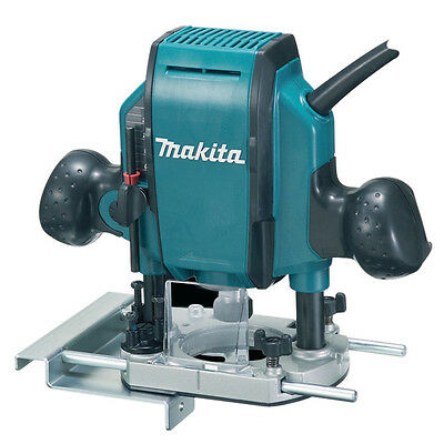 Makita RP0900X 1/4 or 3/8in Plunge Router 240V
