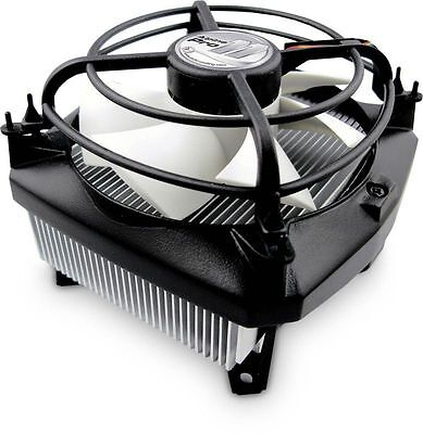 Alpine 11 GT CPU Cooler FAN Intel Socket LGA 775,1155,1156 FLUID BEARING 80mm