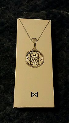 Misfit Shine Bloom Silver Necklace for Activity Tracker New in Box Model: SN1A0