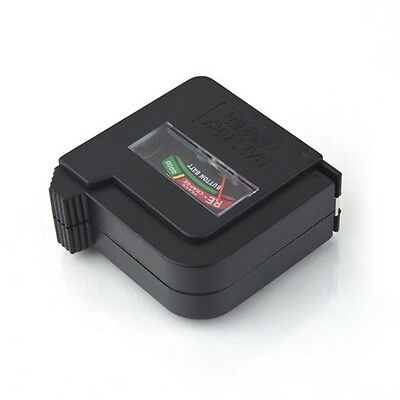 AA AAA C D 9V 1.5V Universal Button Cell Battery Volt Tester Checker IndicatorE6