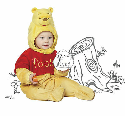 Travis Designs Disney Baby Winnie the Pooh Dressing up Outfit Age 18-24 Months