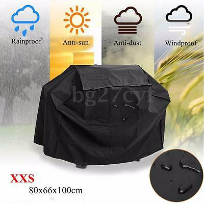 4 Burner Waterproof BBQ Cover Gas Charcoal Barbeque Grill Protector Outdoor XXS