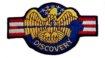 2001 / 2010 - Discovery - Movie Patch - Uniform Aufnäher