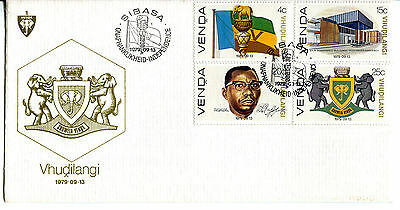 Venda 1979 Independence FDC