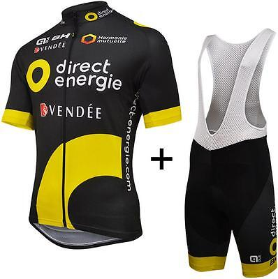 HOT! 2016 design cycling suit (jersey and bib shorts). Labelled size XXL
