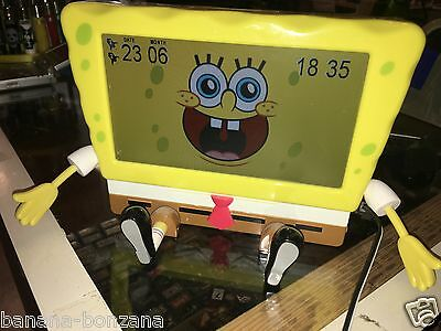 "Spongebob 7"" Digital Photo Picture Frame Usb / Sd"