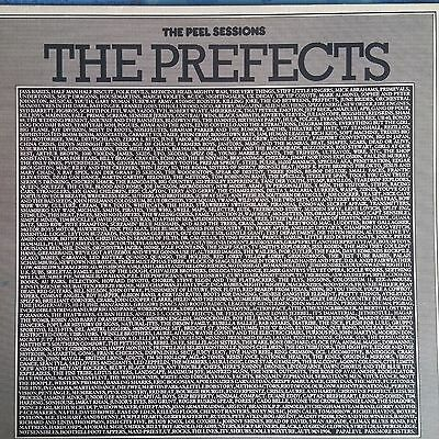 "THE PREFECTS (pre-Nightingales) - Peel Sessions - 12"" EP Strange Fruit SFPS 025"