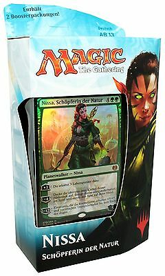 Magic the Gathering -  Kaladesh - Nissa - Intropack - Deutsch
