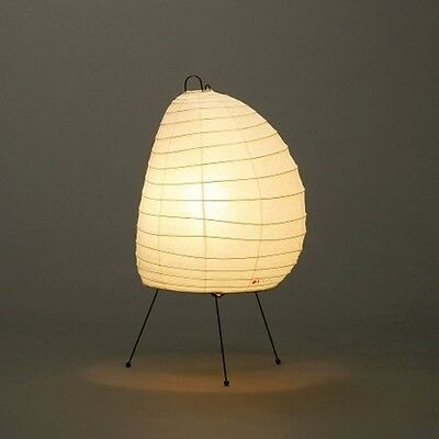ISAMU NOGUCHI AKARI 1N Table Light, Lamp - Free Shipping from Japan