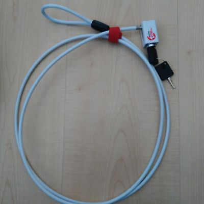 Cable antirrobo para portátil Swiss Travel Products