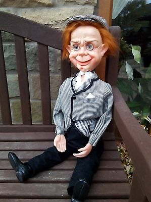 Mr Parlanchin  puppet ventriloquist doll rare in this condition fully working