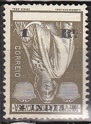 PORTUGAL India ceres. Stars II-II afinsa 254. MNG No faults. Inverted surcharge