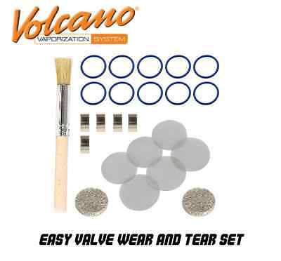 Storz & Bickel Volcano Classic & Digital Vaporizer Easy Valve Wear and Tear Set