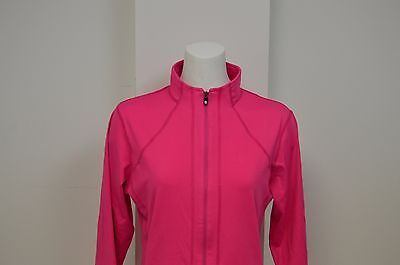 FootJoy Women's Full-Zip Mid Layer size M Pink NWT