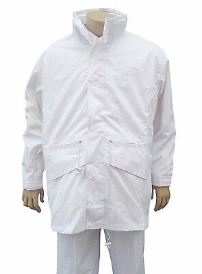 CATHEDRAL Duraproof Jacket 3 In 1 Mens White Bowls Arcticfleece Waterproof