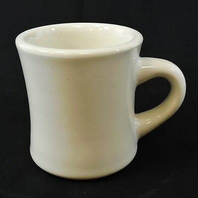 3 Ultima China Bone White Extra Thick Heavy Duty Restaurant Ware Coffee Cup Mugs