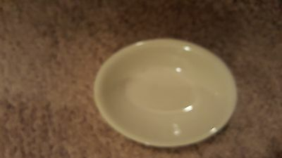Antique Homer Laughlin Hotel China Soapdish