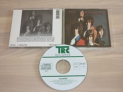 THE ILLUSION CD - SAME / TRC RECORDS in MINT